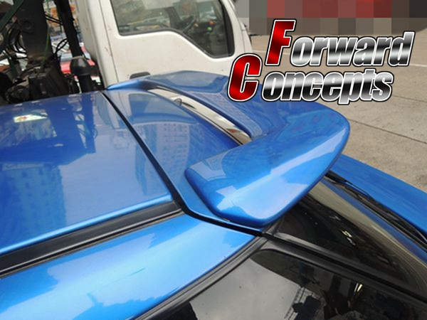 FOR 02-07 <font><b>Impreza</b></font> Wagon GG <font><b>WRX</b></font> <font><b>STI</b></font> Rear Wing Hatch Roof Spoiler image