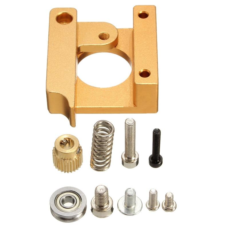 MK8 1.75mm Filament Remote Extruder DIY KIT All-metal Frame For Makerbot for Reprap 3D Printer Accessories