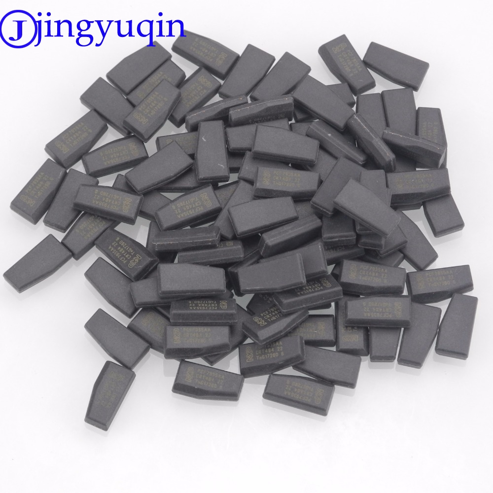 jingyuqin 20pcs PCF7935AS PCF7935AA PCF7935 ID44 For BMW MINI Land Rover Volvo For Benz VW etc