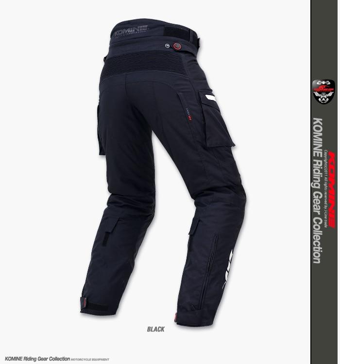 Komine PK-914 winter pants Germania 12