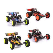 Cool 20KM/h 1:32 Mini 2.4G Chargeable High Speed Drift Toy Remote Control Car Black RC CAR  For Children Christmas Birthday Gift