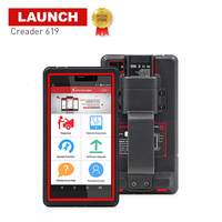 LAUNCH X431 Pro Pros Mini Auto Full ECU Scanner 6 98 Inch Support Bluetooth Wifi X