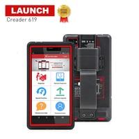 LAUNCH X431 Pro Pros Mini Auto Full ECU Scanner 6 98 Inch Support Bluetooth Wifi X