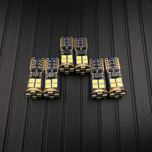 Светодиодный светильник T10 CANBUS 12SMD 3030, белый, светодиодный, без ошибок, w5w 194 168