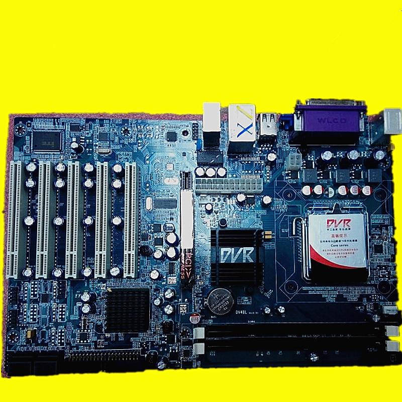 все цены на New G41 LGA775 DVR Security Monitoring Motherboard DDR3 SATA USB2.0 ICH7 chip ATX онлайн