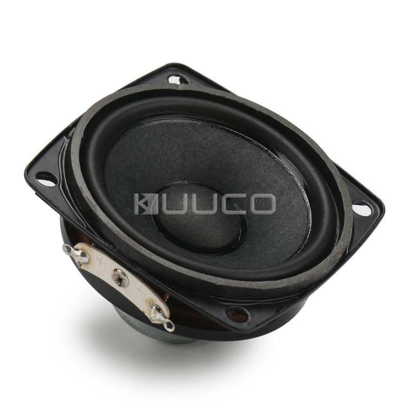 10W Full-range speaker 2.25-inch 8 ohms Neodymium Magnet Loudspeaker HI-FI Audio Speaker for multimedia speakers/DIY Speakers tweeter speaker 4 inch 8 ohms audio hifi treble loudspeaker for multimedia pc home speakers etc