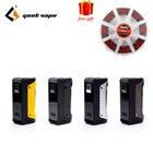 Free gift GeekVape AEGIS 100W TC Box Mod W/O battery 26650 battery fit 18650 and 26650 waterproof Dustproof