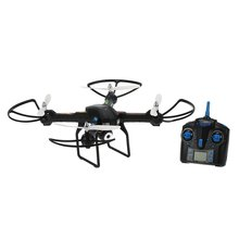 JJRC H28C RC Drone with 2.0MP HD Camera Headless Mode 2.4G 4CH 6-Axis Gyro One Key Return RC Quadcopter 360-degree 3D Rolling