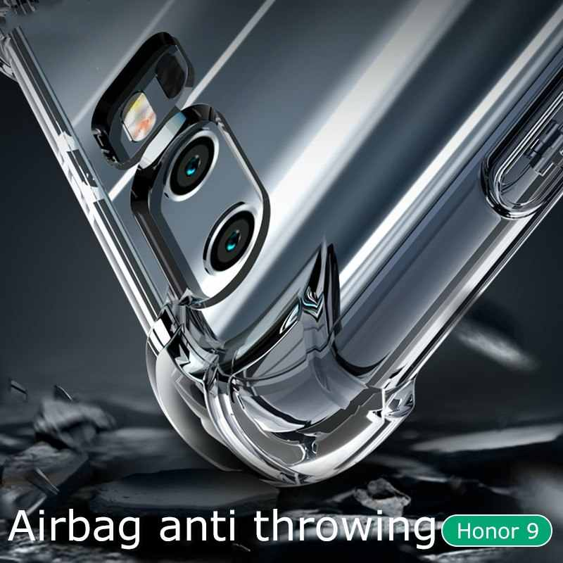 Soft Clear Cover case For Huawei Note10 Y7 Y9 2018 P20 Plus Lite Y6 MATE10 Pro Y3 Y5 2017 V9 PLAY honor 9 P9 7C 5C 6X 7X V10
