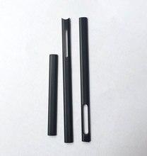 100% Original Housing 3pcs Metal side strip Charge edge + Left edge + Volume edge For Sony Xperia Z Ultra XL39H XL39 C6802 C68