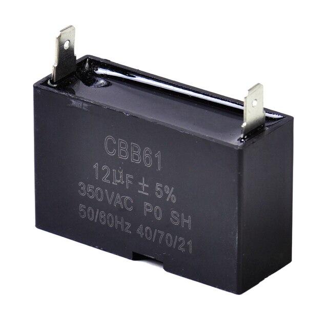 DWCX CBB61 12 uF Kleine Benzin generator Kondensator 350 VAC 50/60 ...