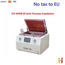 EU Free Taxes Soft to Hard airbag type OCA machine LY 888B edge screen laminating
