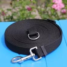 Pet Dog Lead Leash for Dogs Cats Nylon Walk Dog Leash Selected Size 1.5M 1.8M 3M 6M 10M