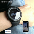Hombres Deportes Reloj Bluetooth Brújula Altímetro Barómetro Termómetro Previsión Meteorológica Relojes Podómetro Run Digital Escalada Reloj