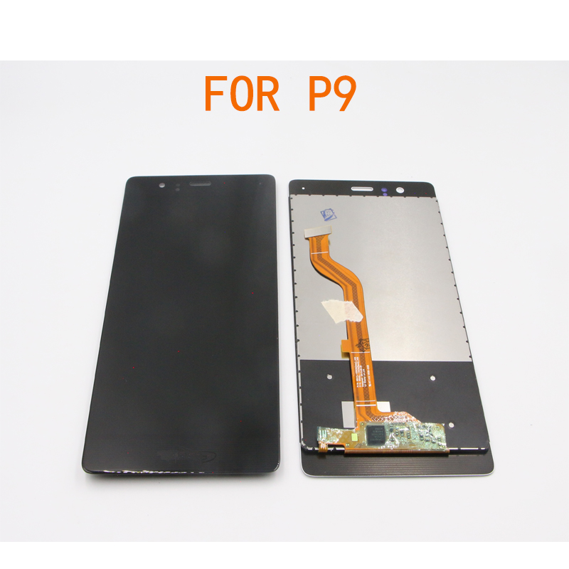 1PC 5.2'' Original LCD For HUAWEI P9 Display Touch Screen Digitizer Replace for HUAWEI P9 LCD VNS L31 L21 EVA L09 L19