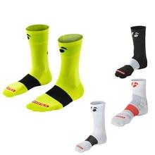 Breathable Men's Cycling Socks stocking socks Coolmax Bike Running Sport socks fit for 40-46
