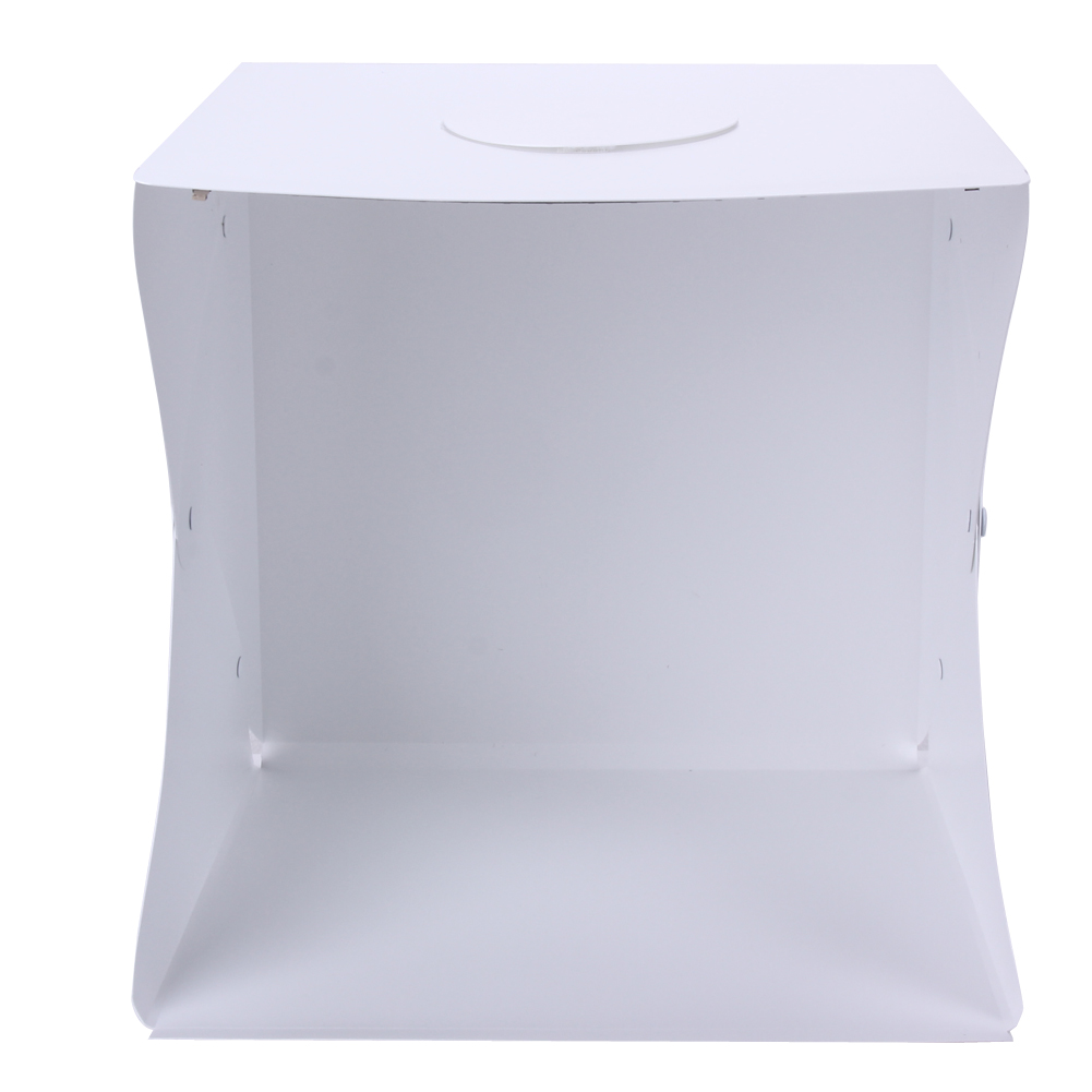 40cm Portable Mini Photo Studio Box Photography Backdrop with 4 typs photo background built-in Light  Photo Box high quality portable mini photo studio box photography backdrop built in light photo box