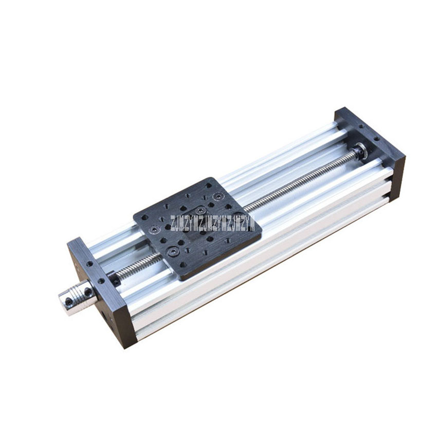 Hot Sale Z Axis Sliding Table Linear Guide Slide 3D Printer Slide Engraving Machine Z-axis Side Module 500MM Effective Stroke