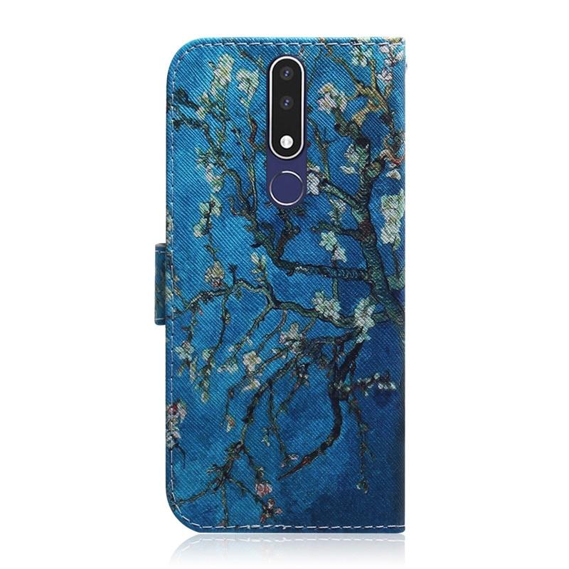 PU Leather Wallet Cover Case For Nokia 3.1 Plus Coque Flip SmartPhone Etui Bag For TA-1118 TA-1104 TA-1113 TA-1115 Funda Case