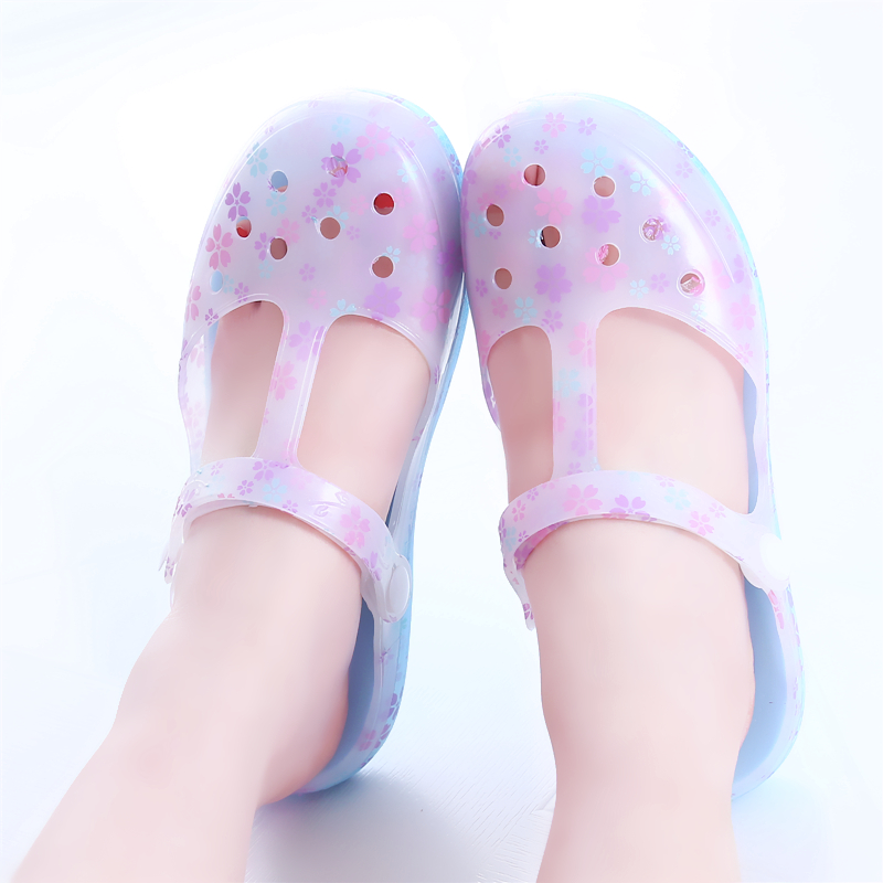 Detail Feedback Questions about Candy Color Large Size Thick Sandals ... 690d61cddf61