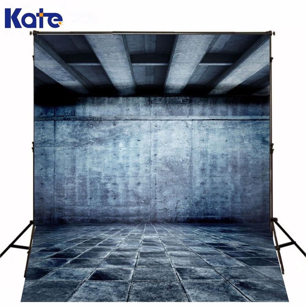 Kate No Creases Retro Fotografie Vertikální Nahoru Pozadí Místnost Cihla Photo Studio Fundo Fotografico Novorozence Photo Backdrops