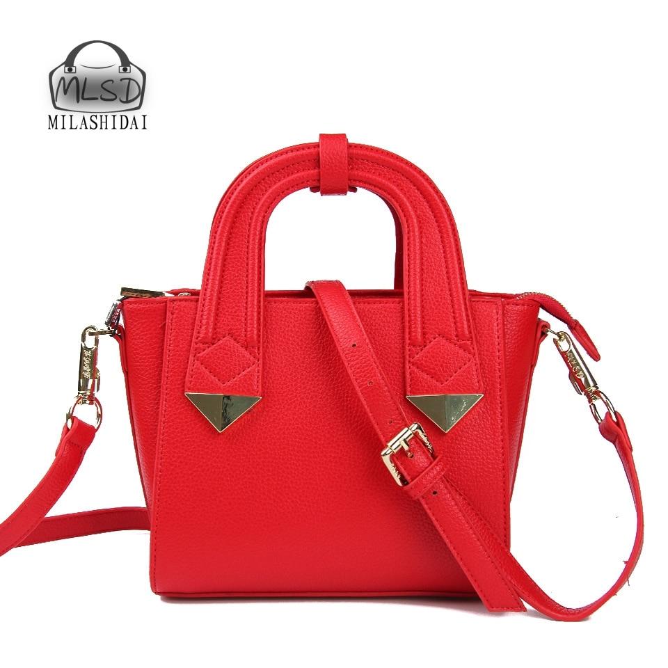Hot sale  Fashion Designer Brand Women Pu Leather Handbags ladies Shoulder bags