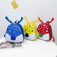 Cute Cartoon 3D Christmas Moose Backpacks Fashion Girls Baby Boy Toddler Oxford Cloth Preschool Travel Bags Women 2019 Hot Sale