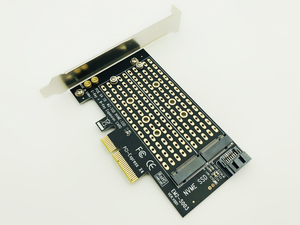 Image 3 - H1111Z Eklemek Kartları PCIE M2/M.2 Adaptörü SATA M.2 SSD PCIE Adaptörü NVME/M2 PCIE Adaptörü SSD M2 SATA PCI E Kartı M Anahtar + B Anahtar