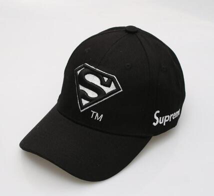 66aad2231 Kids Baseball Cap With Superman Logo