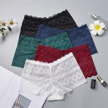 Мягкие Бесшовные кружевные безопасные Короткие штаны женские летние шорты под юбку Дышащие Короткие Колготки Новые