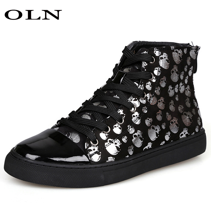 OLN New Sport Shoes For Men Brand Mens Shoes Outdoor Athletic Super Light Walking Shoes Skateboarding Shoes Flat With AllmatchOLN New Sport Shoes For Men Brand Mens Shoes Outdoor Athletic Super Light Walking Shoes Skateboarding Shoes Flat With Allmatch