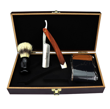 Professional Barber Shaving Straight Razor Rasoir De Barbier High Quality Stainless Steel Women Razor Male Body Face Underarm 3