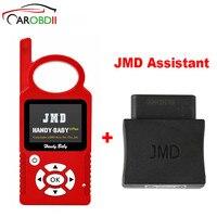 Скопируйте Auto Key Программист для 4D46 48 фишек плюс JMD ассистент (помощник для чипов) Адаптер OBD узнать ID48 данных для VW красный Handy Детские ручной