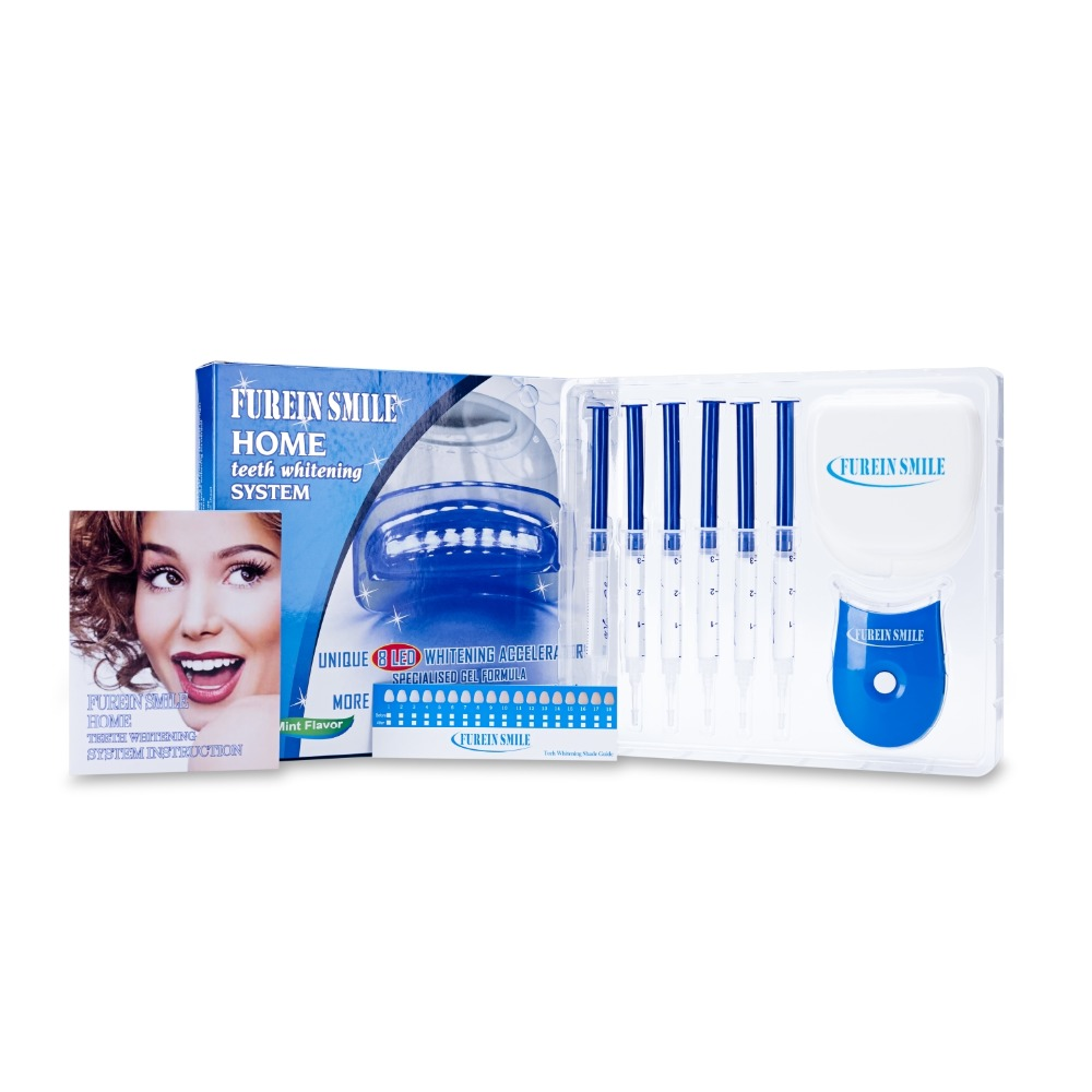 New Brand Furein Smile Oem Customized Home Use Zoom Teeth Whitening