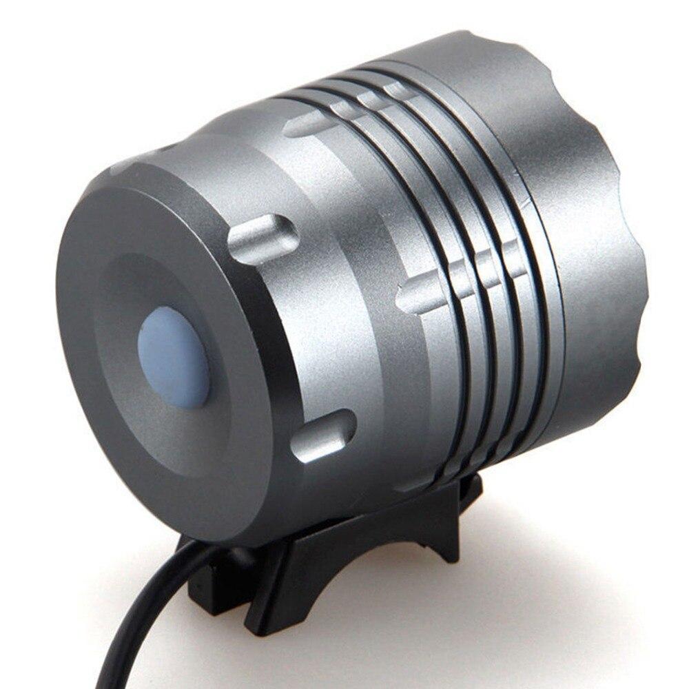 Təhlükəsizlik suya davamlı 5000Lm 5x XM-L U2 LED Velosiped - Velosiped sürün - Fotoqrafiya 3