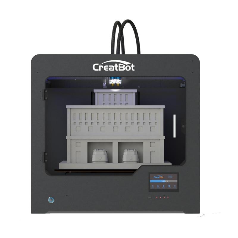 2015 Calitate modernizată Complet Creatbot metalic DIY Kit de - Echipamentele electronice de birou - Fotografie 3