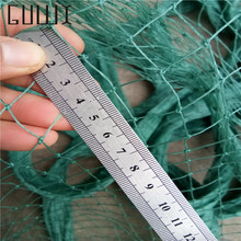 Wholesale garden fence mesh Plant vines climbing green nets fence mesh Poultry breeding pheasant chicken fence Gardening net цена 2017