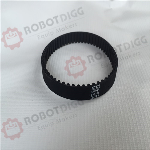 Free shipping HTD 5M Timing Belt Closed-loop 305mm 310mm 320mm 330mm 350m 360mm 365mm 375mm 380mm 390mm 395mm  length 12mm width