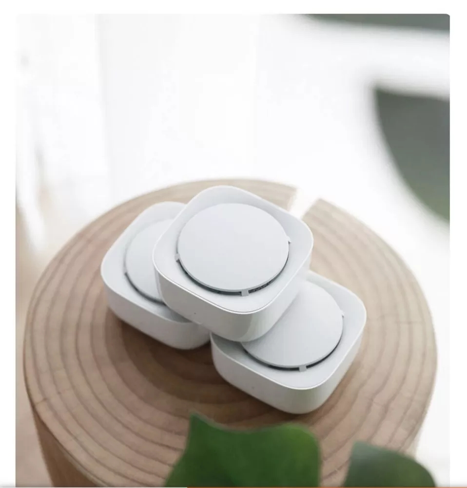 2019 New Xiaomi Mijia Mosquito Repellent Killer Smart Version Phone timer switch with LED light use 90 days Work in mihome AP (11)