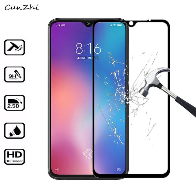 for Xiaomi Mi 9 Mi 9 SE Full Cover Tempered Glass Screen Protector Film for Xiaomi Mi9 SE Phone Protective Glass film