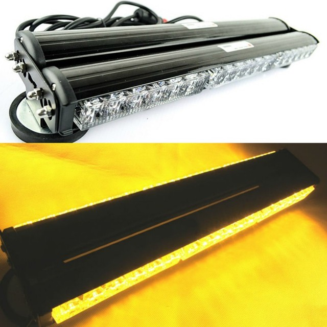 36 led car truck roof flash light bar police warning strobe led 36 led car truck roof flash light bar police warning strobe led caution light fireman emergency aloadofball Image collections