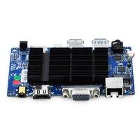 Mini PC board Atomo x5-Z8350 Processor 2 M Cache, Quad Core, 4 GB Saldato, 32G emmc SSD incorporato Adatto Per POS tutto in uno
