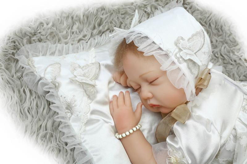 Doll Baby D092 55CM 22inch NPK Doll Bebe Reborn Dolls Girl Lifelike Silicone Reborn Doll Fashion Boy Newborn Reborn Babies