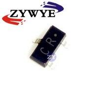 100 ШТ. Бесплатная Доставка C945 2SC945 SMD SOT-23 Транзистор 945 CR
