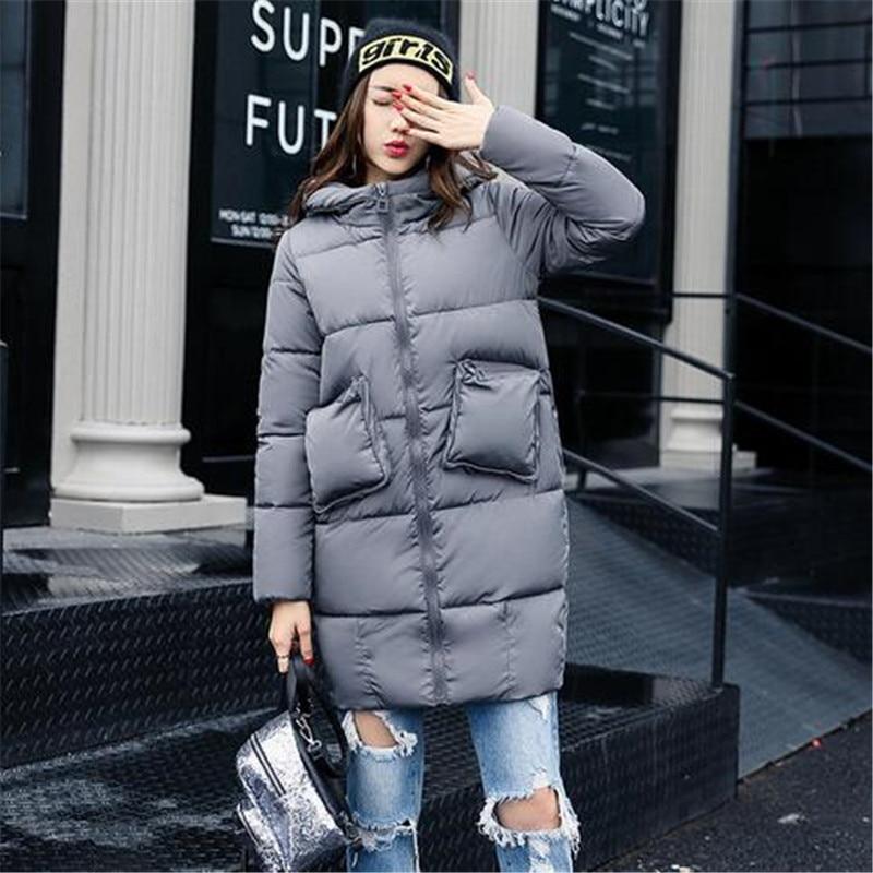 gray 2019 Long Gray Capuchon D'hiver Nouvelles Chaud À Manteau Le E106 Femme Moyen Bas Femmes yellow Veste Coton Tnlnzhyn Mince Casual Vers rx1qwCr6H