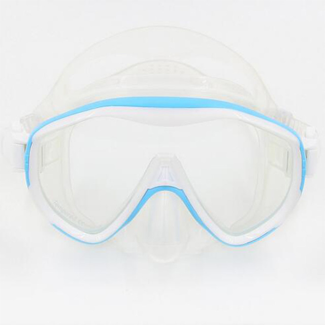 Professional Large Frame Mask for diving Silicone Swimming Glasses Men Women Swim Goggles MK100 Eyewear spearfishing scuba gear