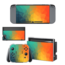 New Arrival Decals For Nintendo Switch Skin Sticker Console And Controller Protector Cover Skins