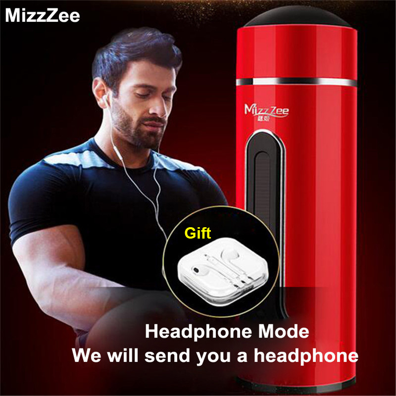 MizzZee Artificial vagina Multi-vibration Sex toys for men Intelligent suck heating Male Masturbator for man sextoyMizzZee Artificial vagina Multi-vibration Sex toys for men Intelligent suck heating Male Masturbator for man sextoy