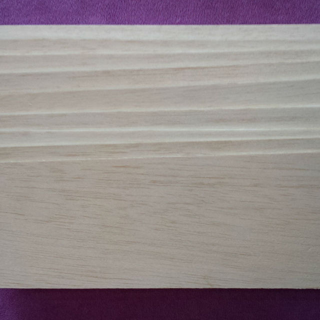 AAA+ Balsa Wood Sheet ply500mmX100mmX2mm 10 pcs/lot super quality for airplane/boat DIY free shipping