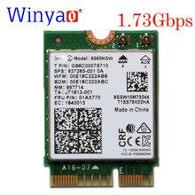 Winyao Dual Band Wireless AC 9560NGW 802 11ac NGFF Key E 2 4G 5G 2x2 WiFi